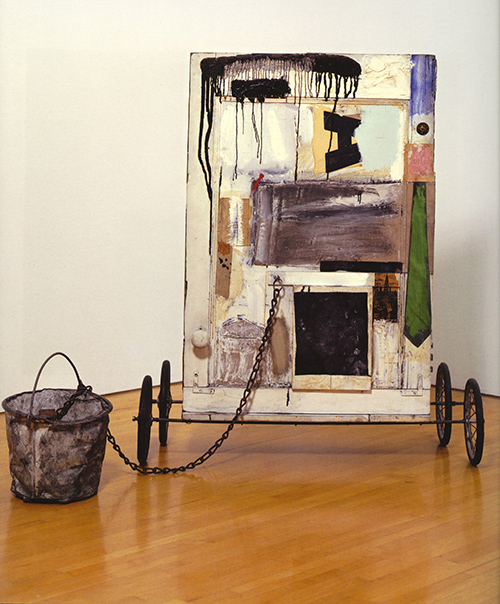 account of the life and works of robert rauschenberg Few works capture so arrestingly the process that brought them into being: in a finished rauschenberg, you see a goat, a tire robert rauschenberg on art school a video interview with robert rauschenberg painting relates to both art and life.