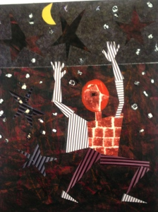 Nancy Egol Nikkal, Dancing With the Stars, Collage, 2012