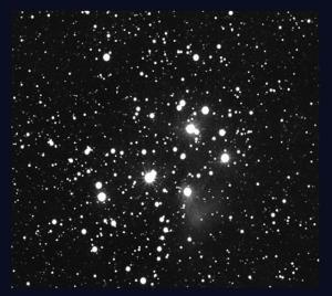 Pleiades Seven Sisters, NASA