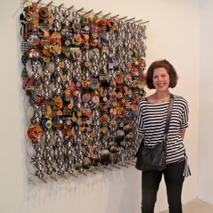 Nancy Nikkal at Art Basel Miami Beach 2012