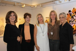Kerry, Nancy, Claudia, Stephanie and Shiela