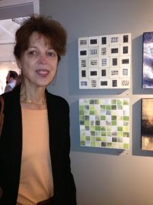 Nancy Nikkal, paper collage