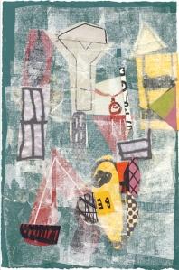 nikkal, collage 1, 2013