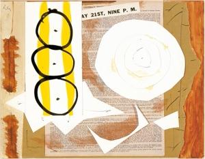 Robert Motherwell, 9th Street Exhibition (1951) Gift of Mr. and Mrs. Joseph L. Tucker, 1963, Dedalus Foundation, Inc./VAGA