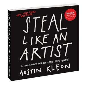 Austin Kleon book cover