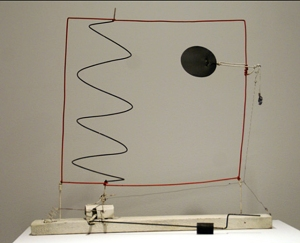 Alexander Calder, Motorized Mobile