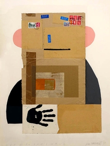 Ivan Chermayeff, Boy with Sam's Hand