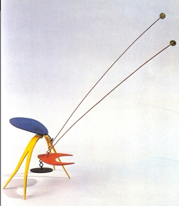 Cucaracha, Alexander Calder