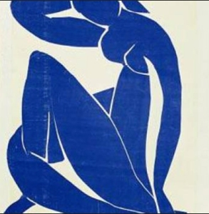 Henri Matisse, Blue Nude II