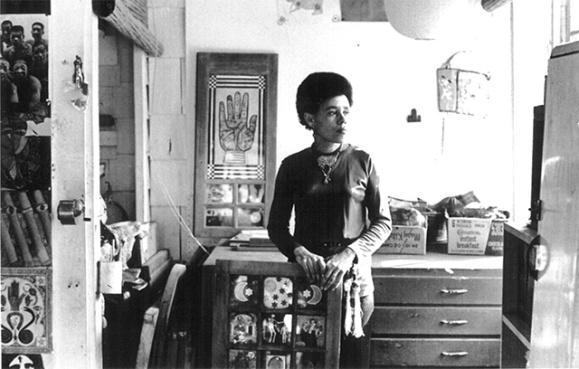 3rd image 640 betye saar in 1970