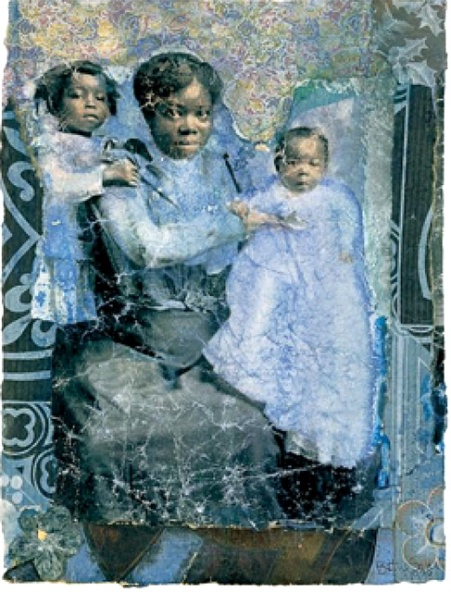 5th image 640 betye saar mother and children